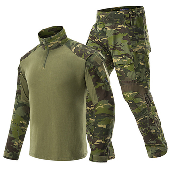 jungle camouflage uniform Improved Military Camo Army clothes New Hot Weather Uniforms