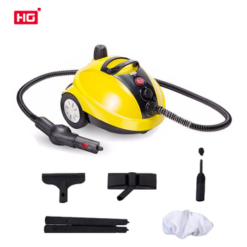 HG Multifunction Steam Cleaning Machine for Cars Carpet Window 5 in 1 Vacuum Cleaner High Pressure Home Electric Steam Cleaners