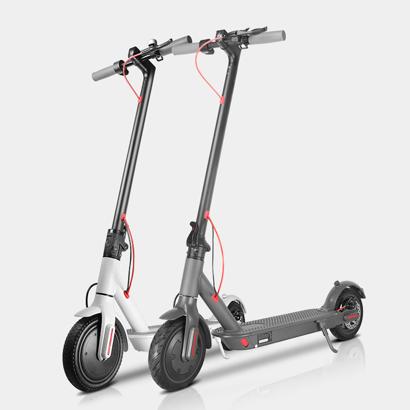 500W Max 35km/h Long Range E Scooters for Adults Foldable Scooter Electric Adult