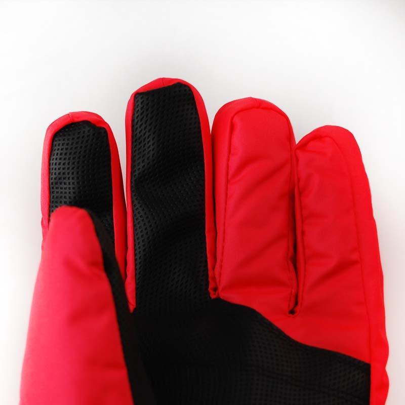 Mayfair Mens Women leather ski gloves water proof, water ski racing gloves winter
