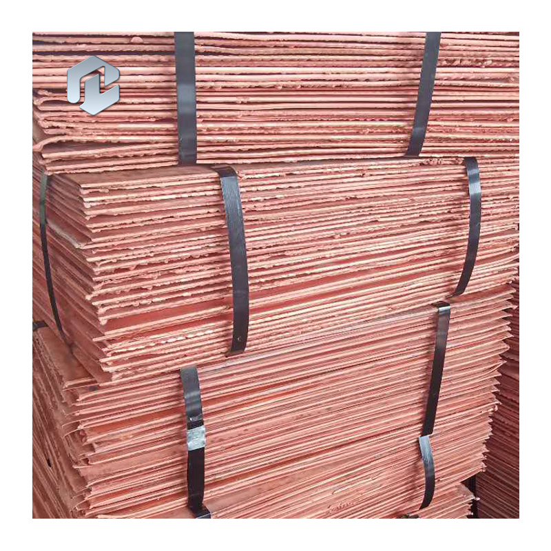 Фабрика катодов 99 99 99 медь Китай красный цвет чистая упаковка квадратный вес коричневый оригинальная форма мин