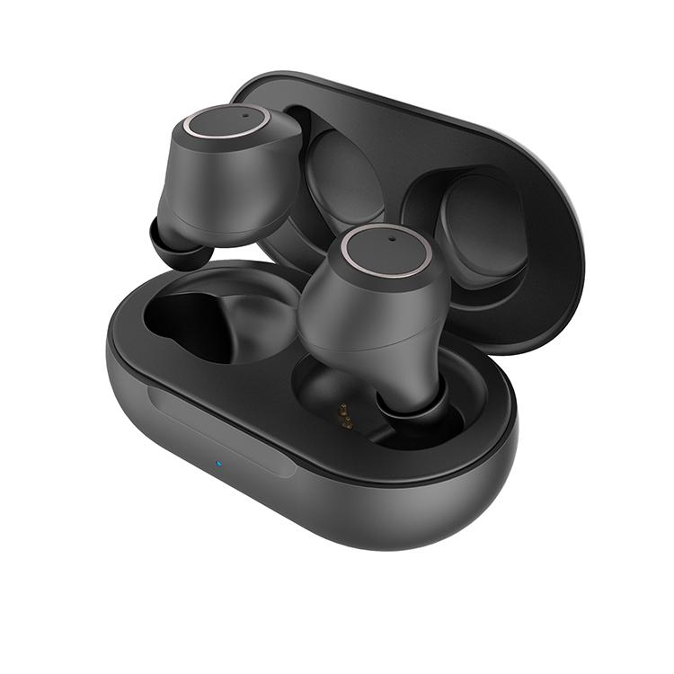 Promotional speakers bluetooth handsfree wireless in-ear earphone i30 earpiece headphone - idealBuds Earphone | idealBuds.net