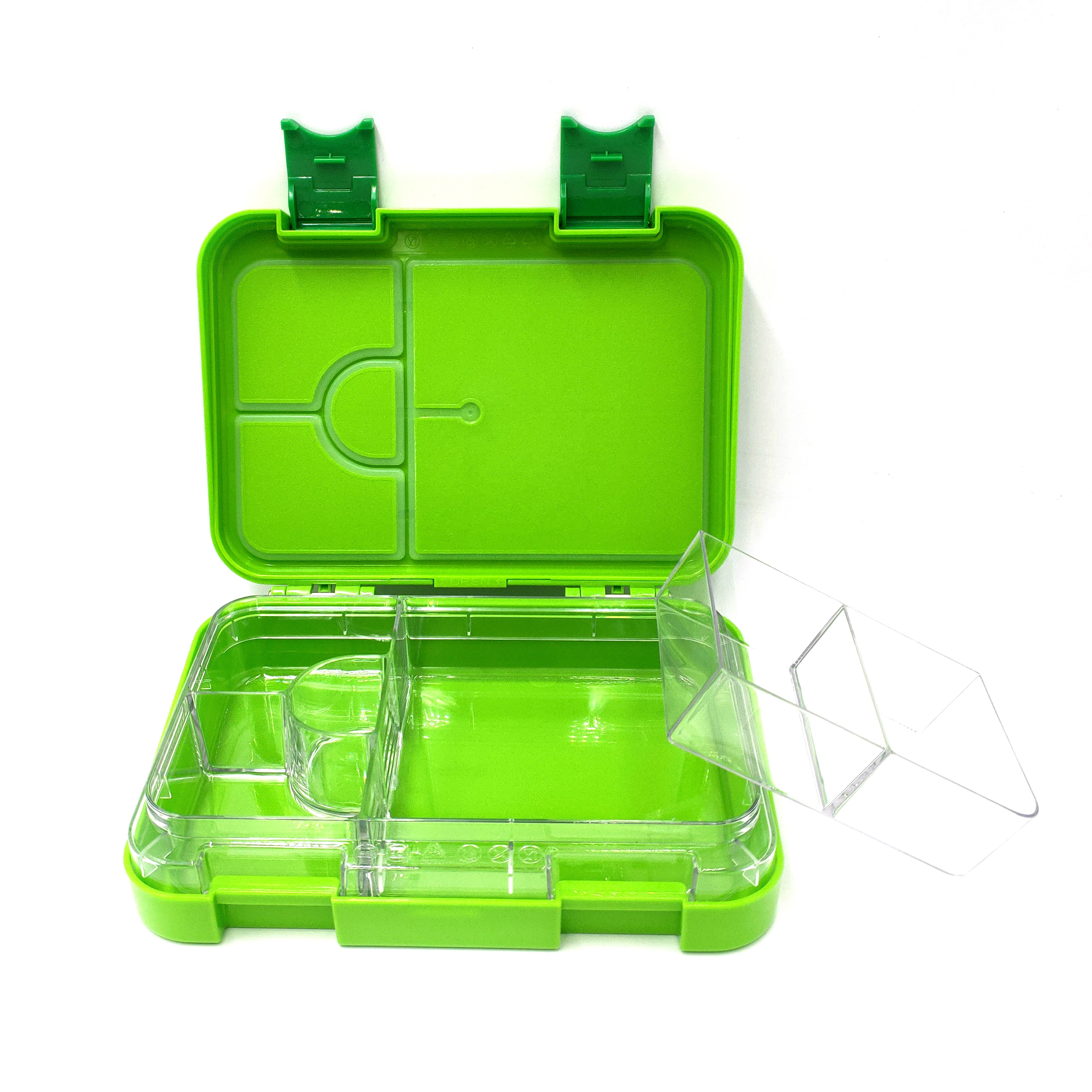 Kids Leakproof Reusable Lunch Box BPA Free Upgraded Toddler School Lunch Container Japanese Detachable Food Bento Box
