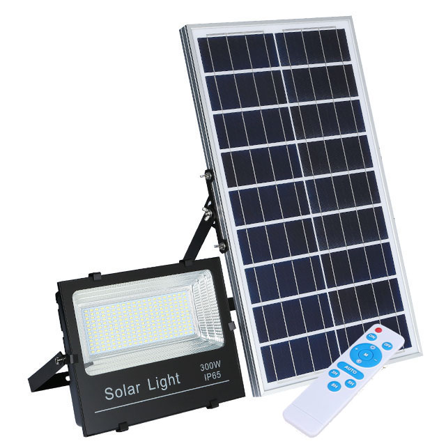 Wholesale Cheap price automatic light at night Die casting Aluminum security led solar flood light