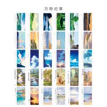 60 шт./упак. винтажная наклейка в японском стиле для путешествий DIY Дневник пуля дневник украшение наклейка альбом Скрапбукинг(Китай)