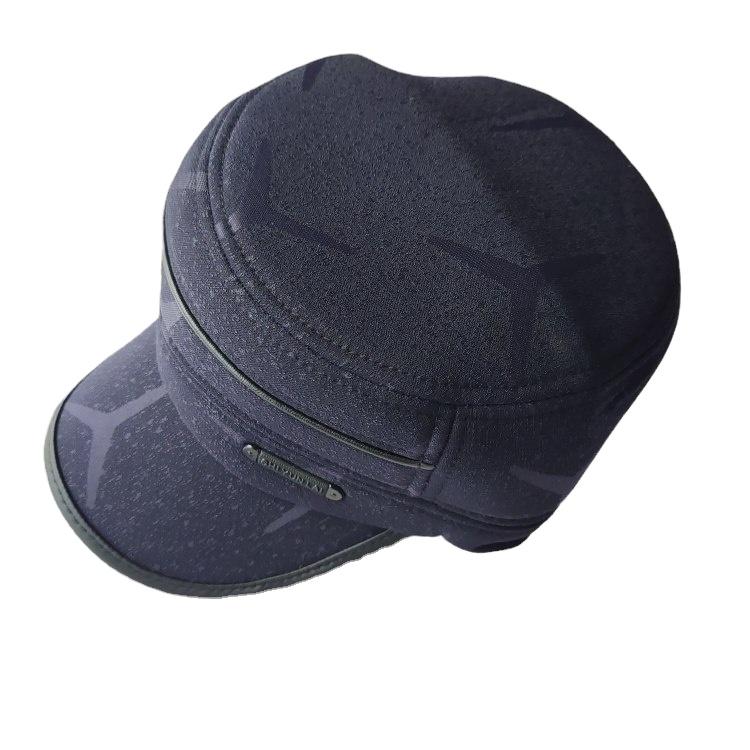 Высококачественная уличная Солнцезащитная Мужская модная шляпа нового дизайна с Кленовым листом