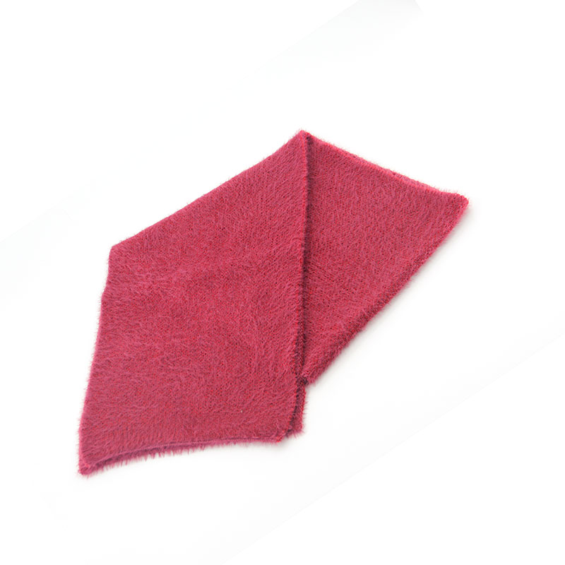 Popular Simple custom color mink cashmere scarf for women winter