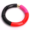 Red+black+hot pink