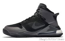 Мужские баскетбольные кроссовки Nike Air Jordan Mars 270 с высоким берцем, баскетбольные кроссовки с воздушной подушкой в стиле ретро, уличные кроссо...()