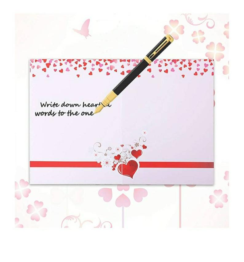 Деревянная поздравительная открытка с лазерной резкой для подарка на День отца