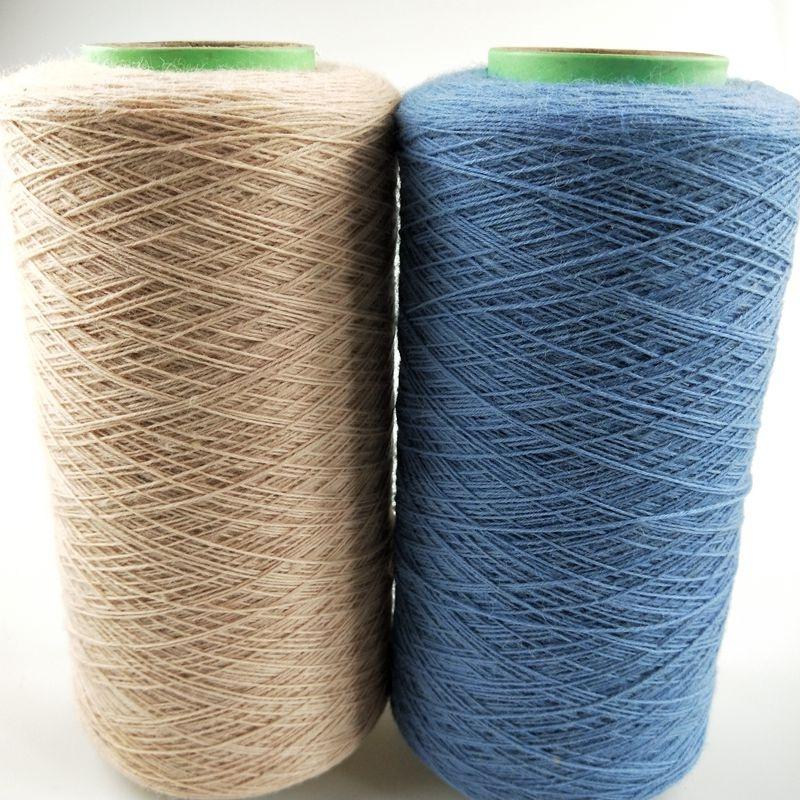 80% wool 20% nylon weaving yarn for printing carpet