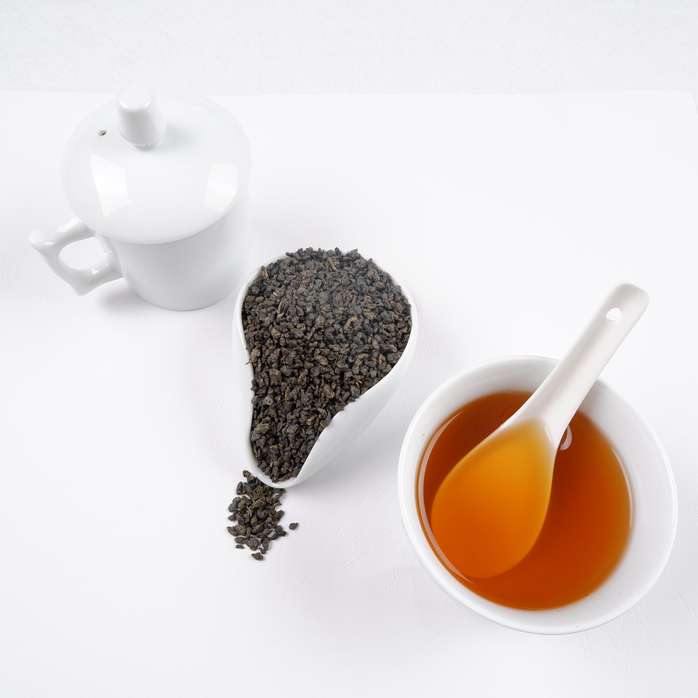 Hot sale 3505AAAAAA Gunpowder Chinese Green Tea with High Quality - 4uTea | 4uTea.com