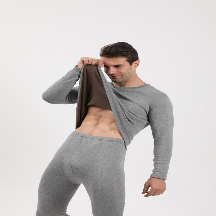 Cheap hot sale top quality cationic long johns thermal underwear