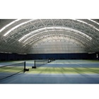 Prefab Gymnasium Construction Prefab Steel Truss Roof Basketball Gymnasium Construction Manufacturers
