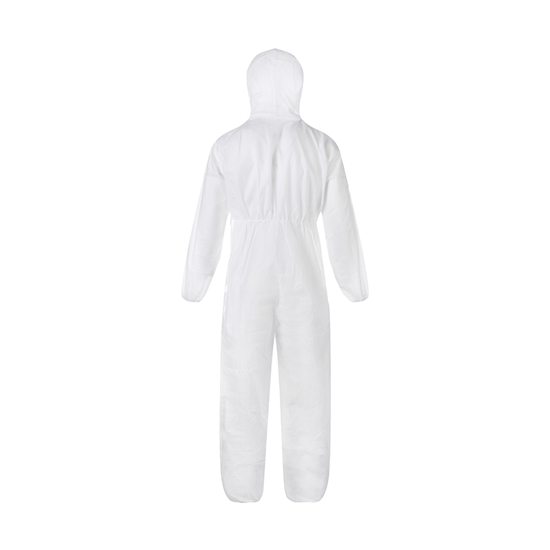 Microporous Coverall Chemical Safety Working Uniform Coveralls Manufacturer Anti-static Water Proof - KingCare | KingCare.net