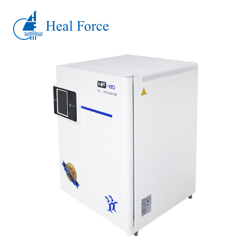 Heal Force OEM ODM Cheap Price Cell Biological Culture For Lab Equipment co2 incubator biology HF180