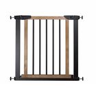 Baby Wholesale Children Safety Gate Wooden Baby Safety Gate 2 Way Opening Custom Baby Safety Gate