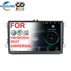 Android 8.1 9inch Car Autoradio Radio Stereo Navigation Multimedia DVD player for Vw VolksWagen golf skoda seat