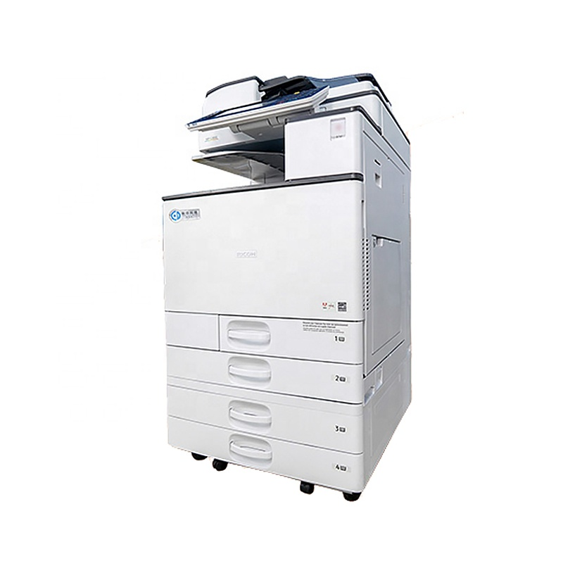 office Laser Toner All-in-one Printer A4 A3 Ricoh Imprimante Duplicator Multifonction Scan/Print/Copy Machine Ricoh mp c3003