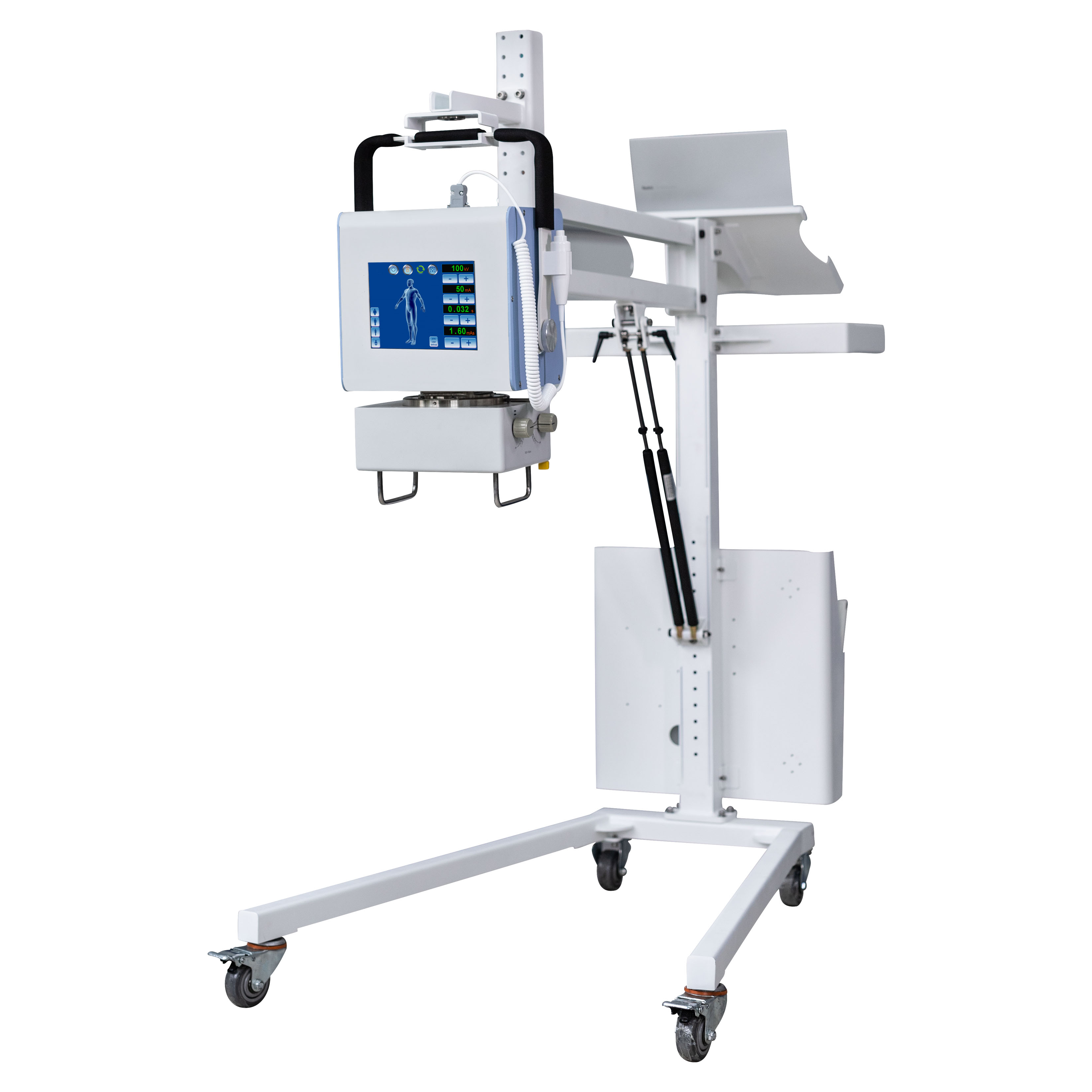IN-D50 50MA 100MA 200MA 500MA цифровой мобильный рентгеновский аппарат, цена