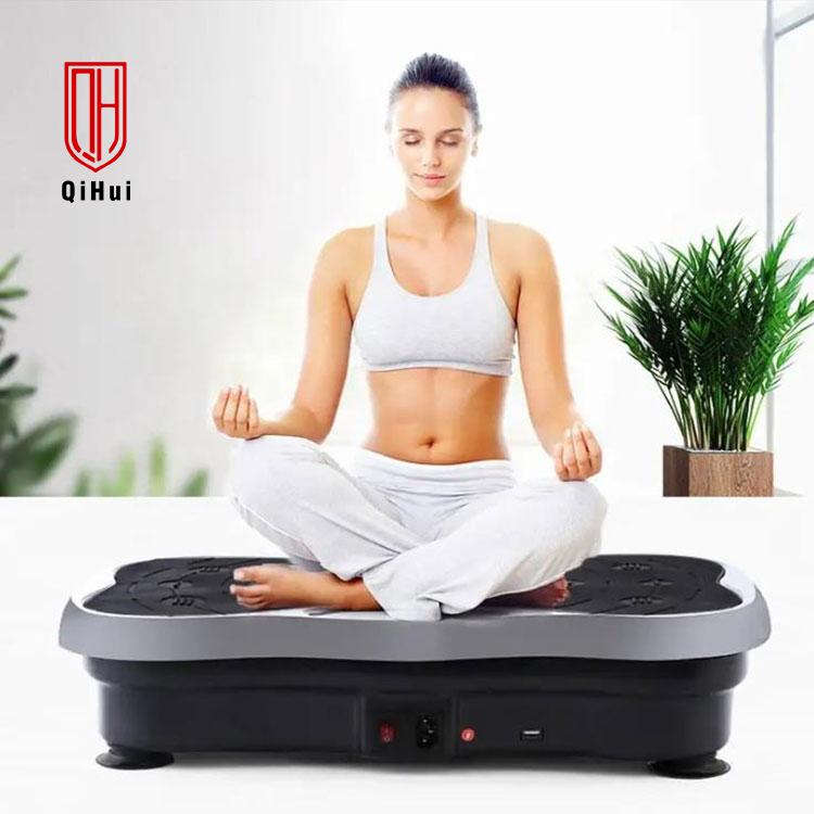 Vibration plate crazy fit massage vibration plate body vibration plate