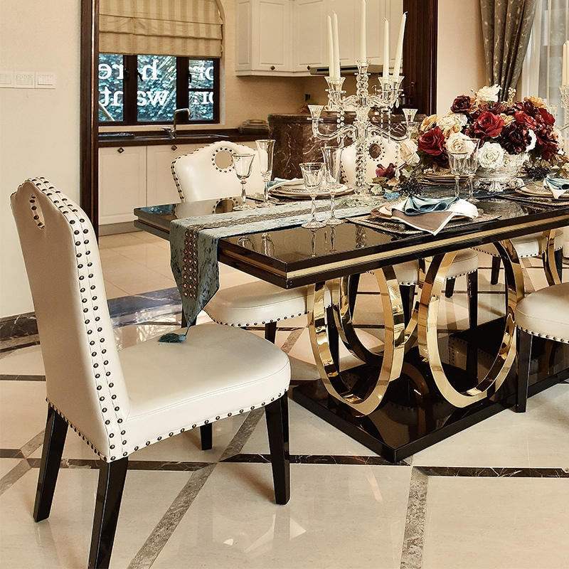 Modern Dining Room Furniture Square Marble Dining Tables Designs 6 8 People Dining Table Sets Buy Marble Dining Table Set Dining Table Sets Dining Tables Product On Alibaba Com