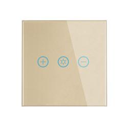 Tuya WIFI 4000w 20A 86 * 86mm white smart water heater switch