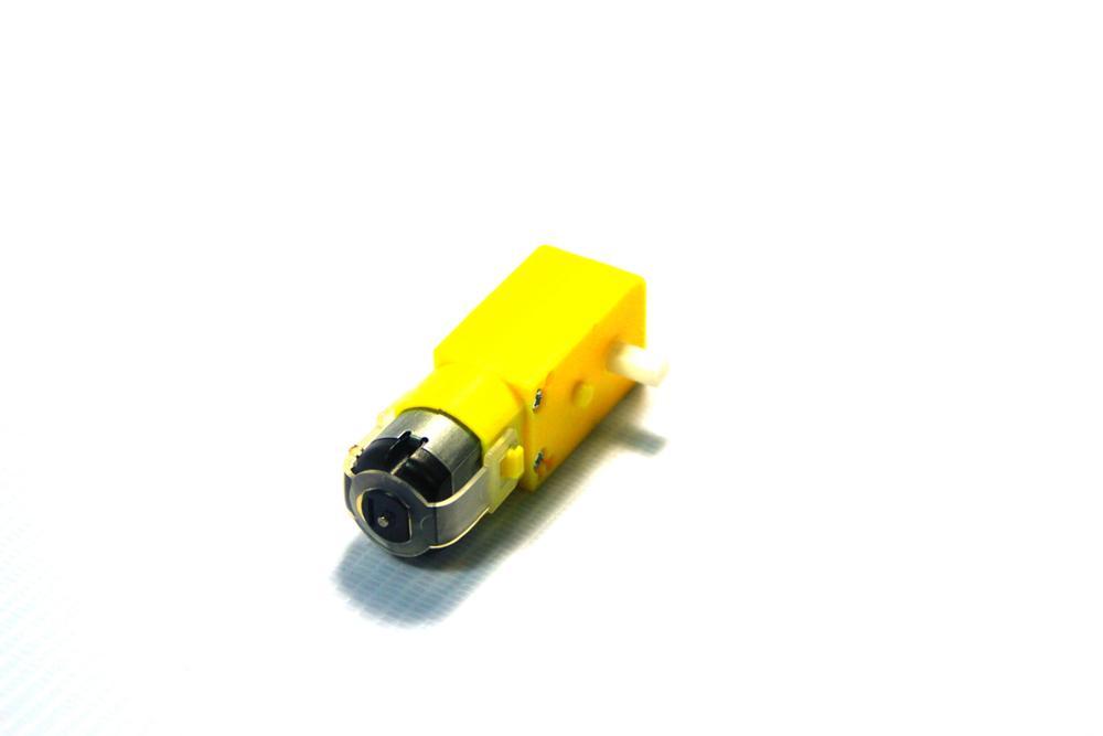 Интеллектуальный автомобильный редукторный двигатель TT Мотор робот редукторный двигатель