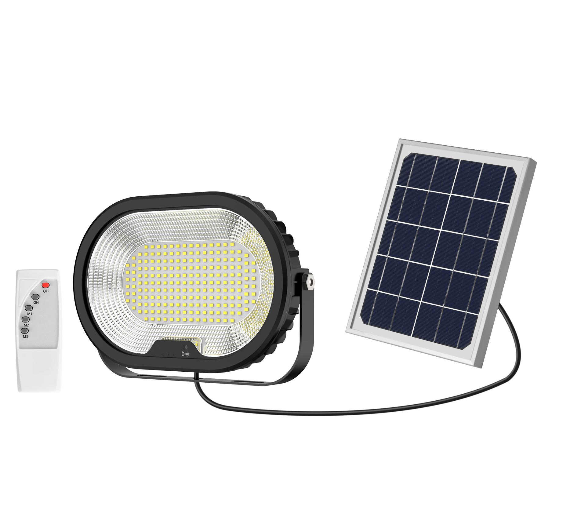 Wholesale IP65 Waterproof Outdoor Led Solar Panel Solar Flood Lights