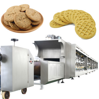 Junyu Multifunction hard and soft biscuit production line Cracker biscuit production line biscuit make machine factory price