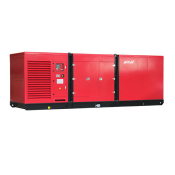 Aosif factory direct price heavy service 1000kva 800kw diesel silent soundproof container generator