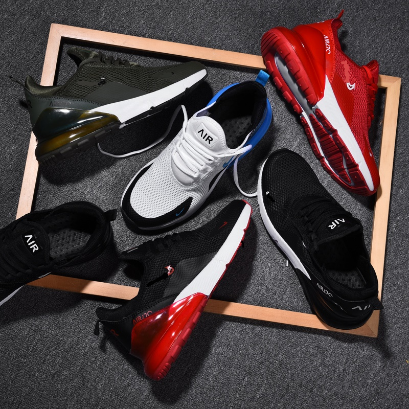 Высококачественная Мужская повседневная обувь, легкая воздушная подушка, новинка 270, китайская фабрика, кроссовки, спортивная обувь, дышащая удобная обувь