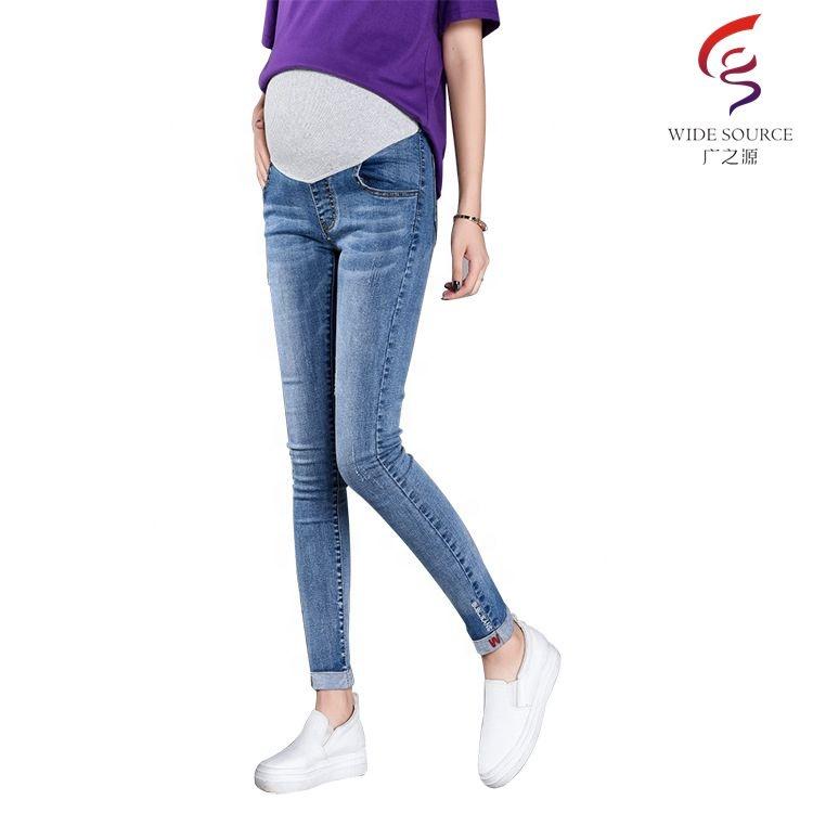 Gzy Lotes De Stock Mujer Elastica Denim De Cintura Alta Jeans Pantalones Para Las Mujeres Embarazadas Buy Pantalones Disenos De Pantalones Para Mujeres Pantalones Para Mujeres Embarazadas Pantalones Vaqueros De Maternidad De Mezclilla
