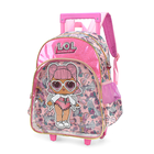 School Backpack Bag School Bag Manufacturers Salable Cheap Popular Cartoon Kids Girls School Travel Trolley Backpack Bag