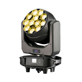best selling stage led lights rgbw12*40w 4in1 led zoom wash effect beam moving-head lights+dmx control for event lighting laser