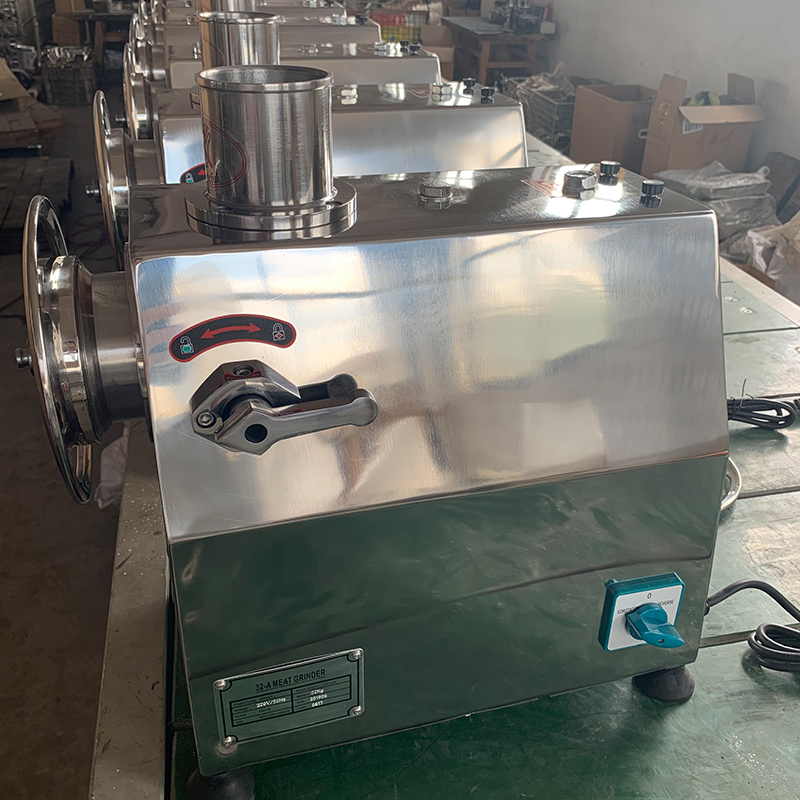 Meat Making Machine High Quality Industrial Meat Grinding Machine New Electric Meat Mincer