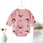 Baby Clothes The Hot Onesie And Child Organic Cotton Newborn Baby Boy Clothes