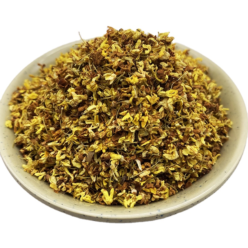 0194 Gui Hua 100% natural dried Health Benefits Dried Sweet Osmanthus bud - 4uTea | 4uTea.com