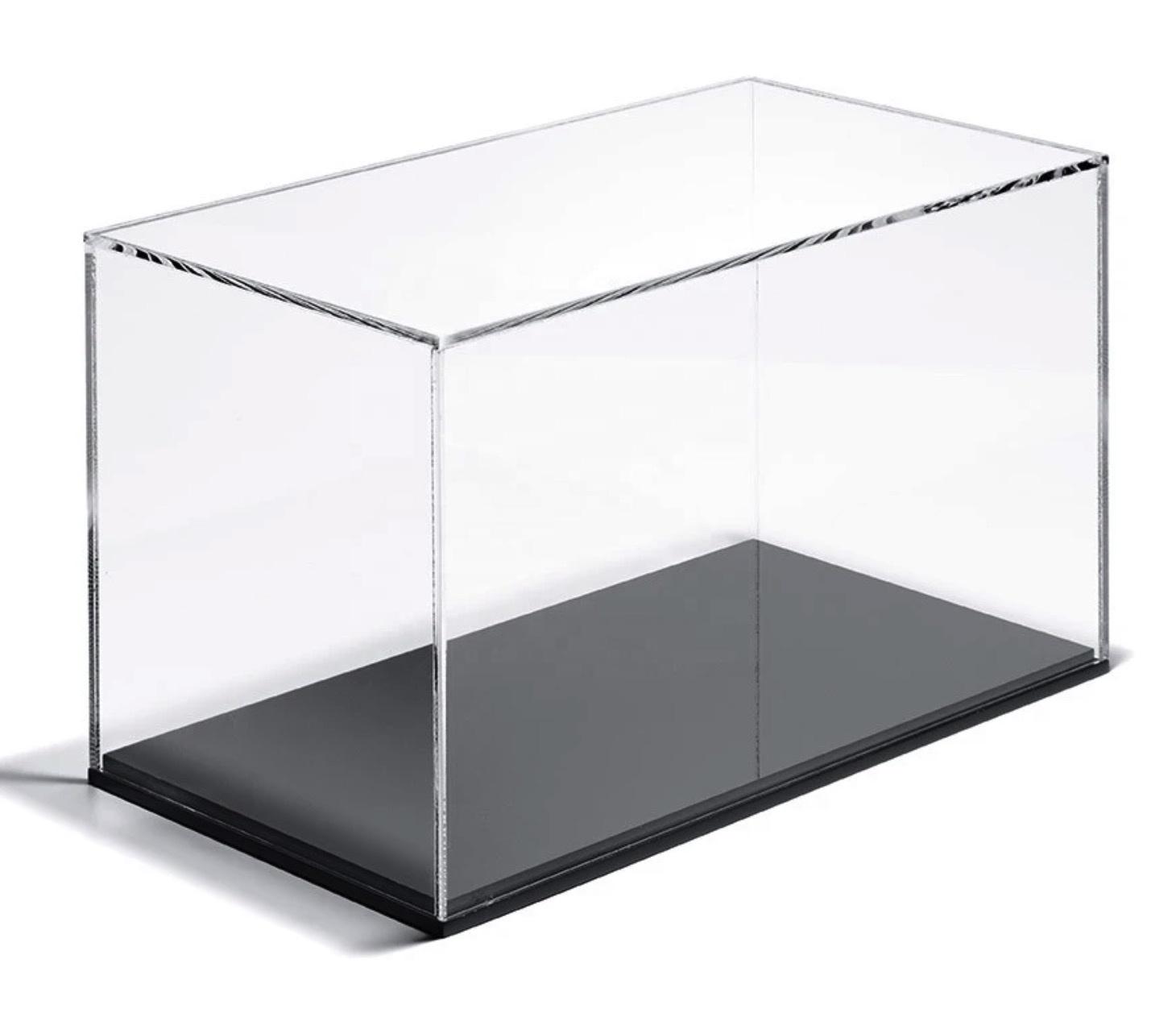 Столешница пластиковая прозрачная коробка дисплея Акриловый Витринный Шкаф