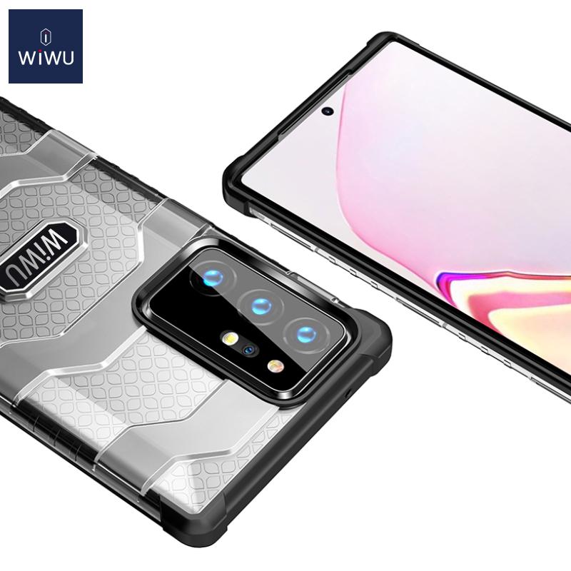 WiWU 三星note20 航海家手机壳 (https://www.wiwu.net.cn/) 手机 壳 膜 第4张