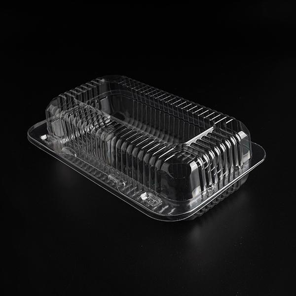 Biodegradable Custom Logo Wooden Sushi Cake Sandwich Baking Pastry Pastry Packaging Box