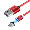 Red Micro USB