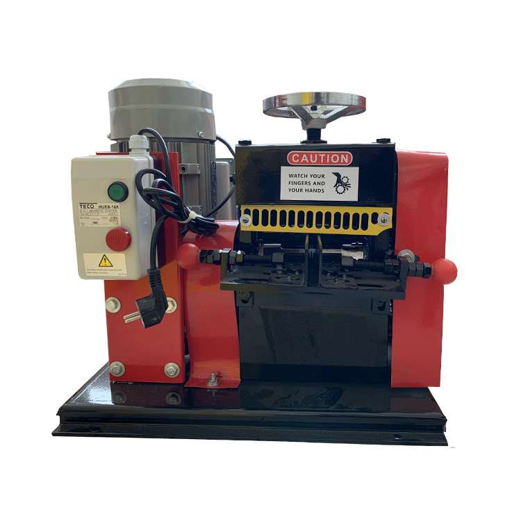 V-070 stripmeister automatic wire stripping machine/portable scrap wire stripping machine