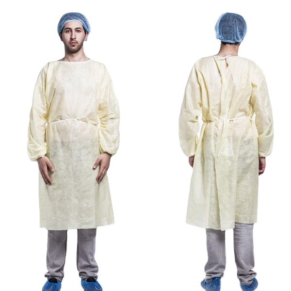 Factory direct sales of disposable non-woven isolation gowns - KingCare | KingCare.net