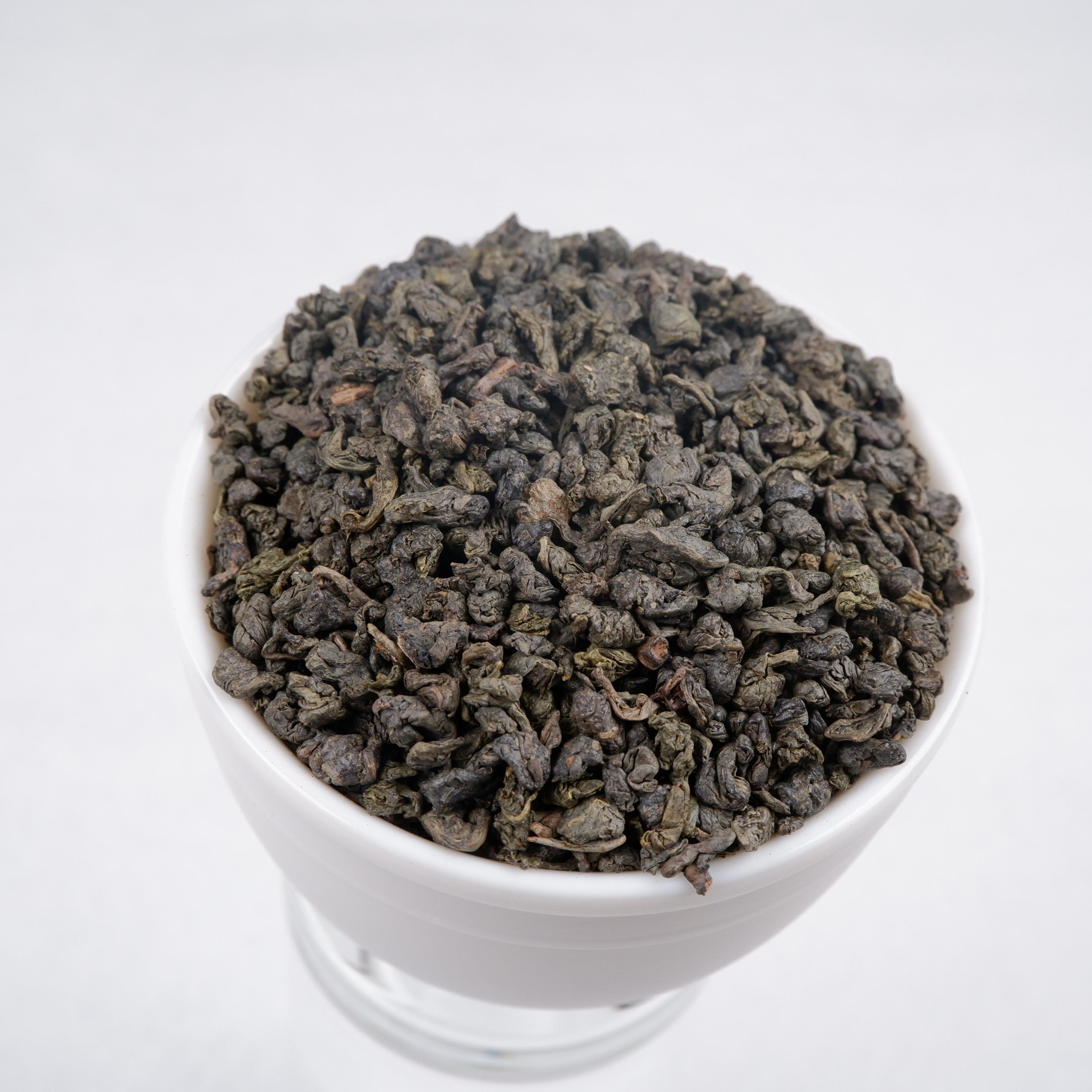Africa Popular 3505 Loose Tea Green Tea Gunpowder - 4uTea | 4uTea.com