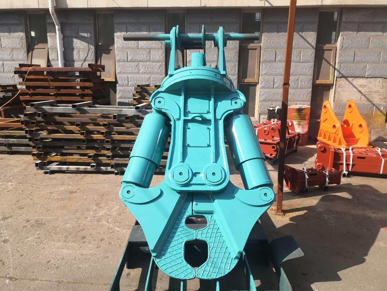 excavator scissors for concrete  for S290 excavator