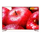 weier65/75/85/100 LCD TV 4K HD Intelligent Super Large Display audio hotel origin digital type television