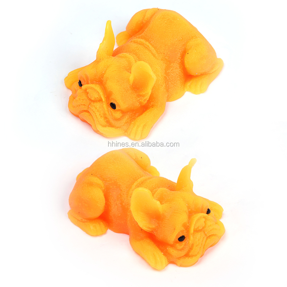 Mochi Squishies Puppy Squeeze Kids Kawaii Toy Stress Reliever Decorative Props Gifts