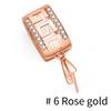 #6 Rose Gold
