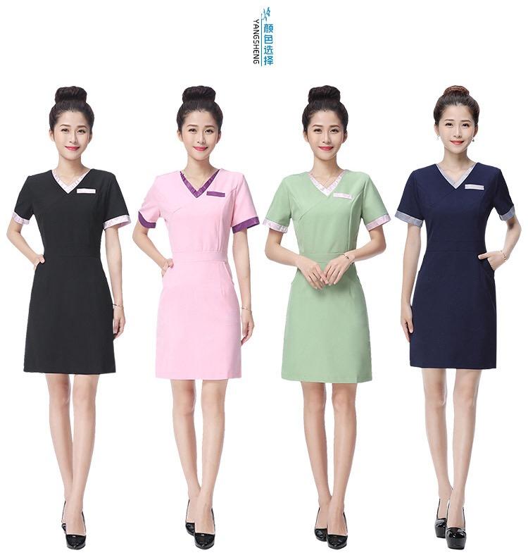 women's hotel uniform dress hotel restaurant staff uniform